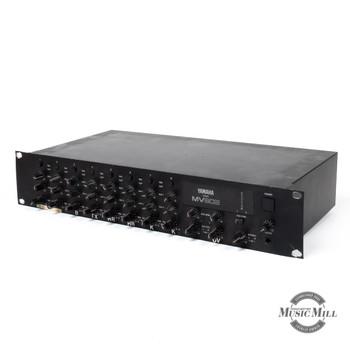 Yamaha MV802 Eight-Channel Rackmount Line Mixer (USED) x1188