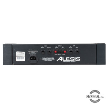 Alesis RA100 Reference Power Amplifier Rack (USED) x2504