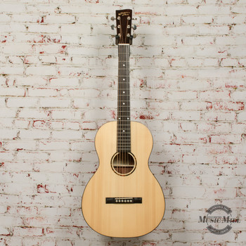 Recording King G6 Size 0 Acoustic Guitar Natural (USED) x2909