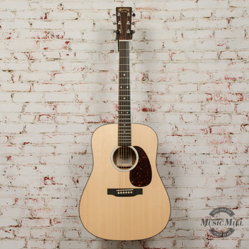 Martin D-10E Acoustic Electric Guitar Road Series - Spruce and Sapele x7177