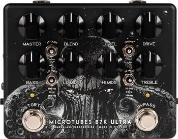 Darkglass B7K Ultra Squid V2 Bass Aux In Preamp Pedal