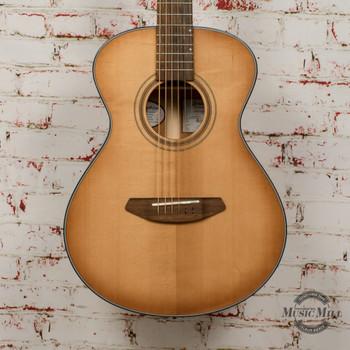 Breedlove Organic Signature Companion E Acoustic/Electric Guitar Copper Burst x6549