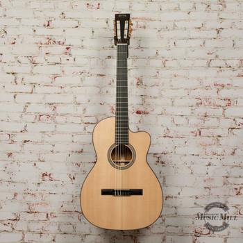 Martin 000C12-16E Nylon Cutaway Acoustic-Electric Guitar Natural x7467