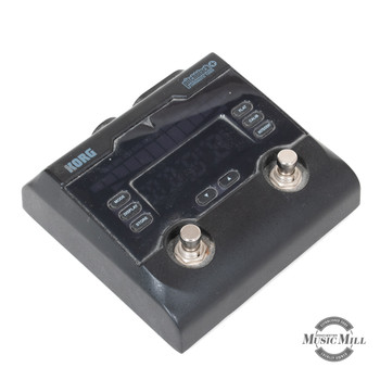 Korg Pitchblack+ Tuner Pedal (USED) x4549