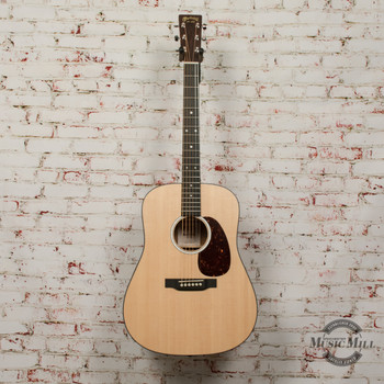 Martin D-10E Acoustic Electric Guitar Road Series - Spruce and Sapele x0710