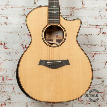 Taylor 914ce V-Class Acoustic/Electric Guitar x0045