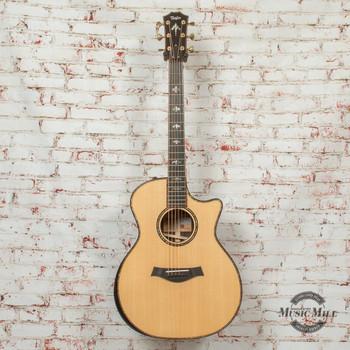 Taylor 914ce V-Class Acoustic/Electric Guitar x0045