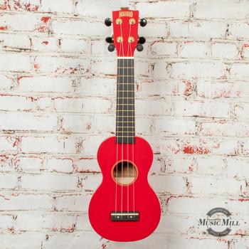 Mahalo Soprano Rainbow Uke Red x4137 (USED)
