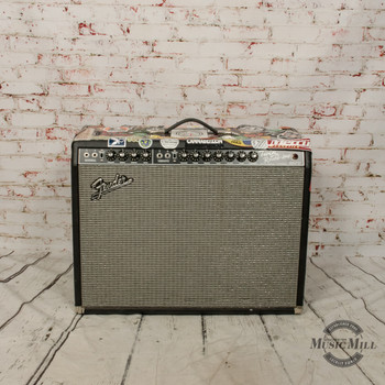 Fender '65 Twin Reissue 85w Tube Guitar Combo Amp x3087 (USED)