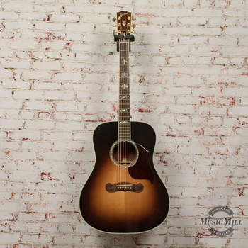 Gibson Custom Shop Songwriter Mystic Orpheum Acoustic/Electric Guitar Vintage Sunburst (USED) x6076
