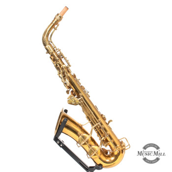"""Vintage Conn 6M """"Naked Lady"""" Alto Sax Lacquered Brass (USED) x4052"""