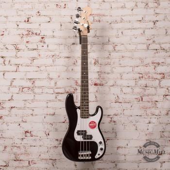 Squier Mini Precison Bass Guitar Black x9827