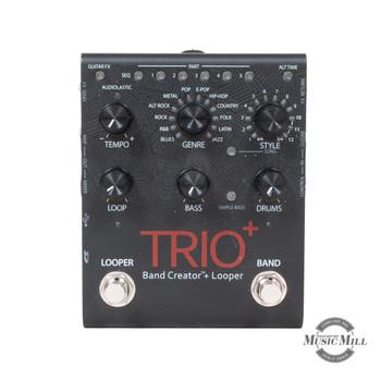 Digitech Trio + Band Creator + Looper Pedal (USED) x3532