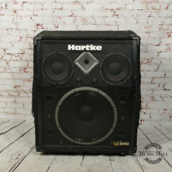 Hartke VX1508 Bass Amp Cab x0124 (USED)
