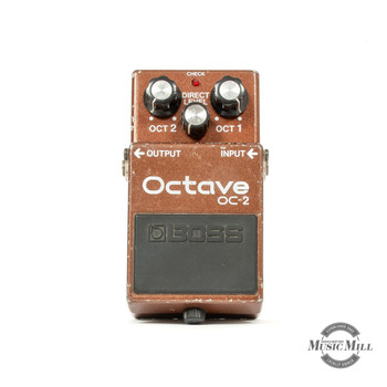 Boss Made in Japan OC-2 Octave Pedal (USED) x2900