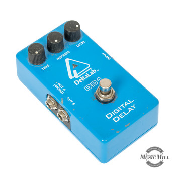 Delta Lad Digital Delay Pedal (USED) x8306