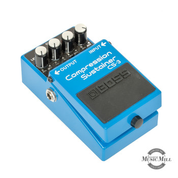 Boss CS-3 Compressor Sustainer Pedal (USED) x6459