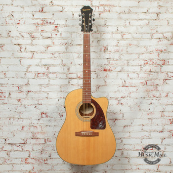 Epiphone AJ-210CE Outfit Acoustic/Electric Guitar Natural x3870