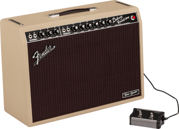 Fender Tone Master® Deluxe Reverb® Blonde