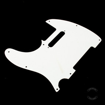Pickguard for Telecaster White (USED) x8218