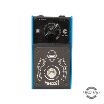 Greenchild Mr. Boost Volume Boost Pedal (USED) xB113