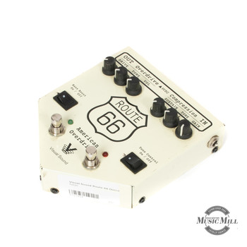 Visual Sound Route 66 Overdrive Pedal (USED) x3554