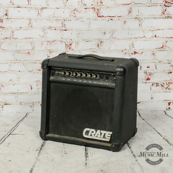 Crate Gx-15r Electric Guitar Amplifier x1210 (USED)
