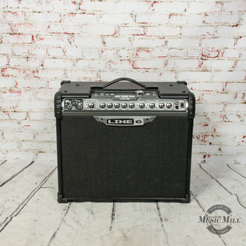 Line-6 Spider Jam Solid-State Guitar Amplifier x1458 (USED)