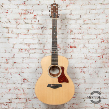 Taylor GS Mini-e Rosewood Acoustic/Electric Guitar Natural x0167