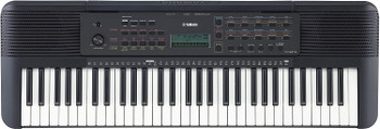 Yamaha 61-Key PSR-E273 Portable Keyboard (Power adapter sold separately)