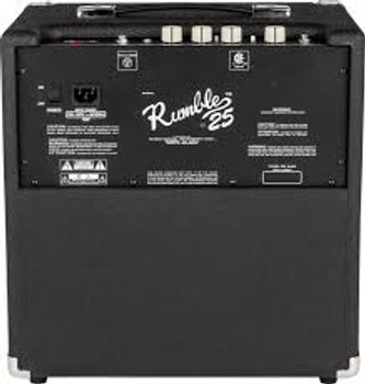 Fender Rumble 25 V3 Bass Guitar Combo Amp
