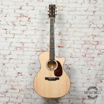 Martin GPC-16E Mahogany Grand Performance Acoustic-Electric Guitar Natural x8894