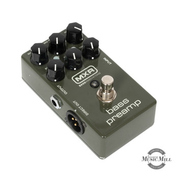 MXR Bass Preamp Pedal (USED) x8538