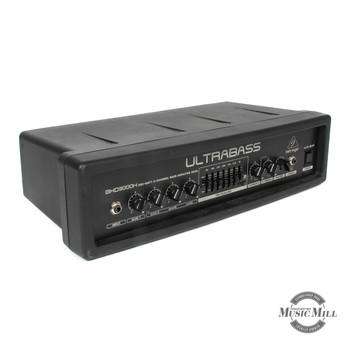 Behringer BXD3000H Bass Head (USED) x1AC6