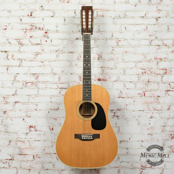 Martin 1969 D-35 (Brazillian) 12 String Acoustic Guitar w/HSC  x9108 (USED)