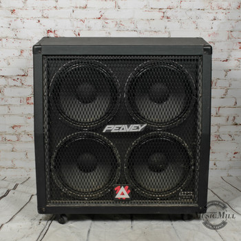 Peavey 412MS Mono/Stereo 4x12 Guitar Cabinet (USED) x1491