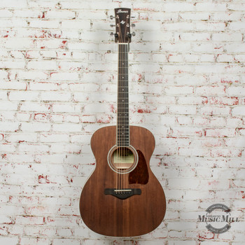 Ibanez AC340 Artwood Series Solid Mahogany Top Acoustic Guitar Natural (USED) x0015