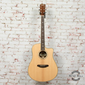Breedlove Stage Dreadnought CE Acoustic/Electric Guitar Natural (USED) x0723