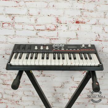 Akai MINIAK Virtrual Anbalog Synthesizer with Vocoder (USED) x1251