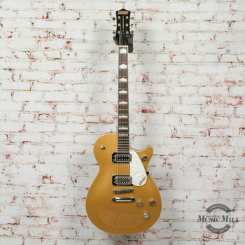 Gretsch G5435 Electromatic Electric Guitar with TV Jones Bridge Pickup Gold (USED) x0113