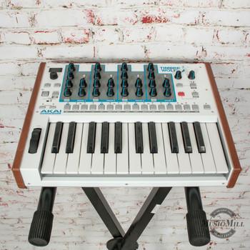 Akai Timbre Wolf Analog 4-Voice Polyphonic Synthesizer (USED) x1486