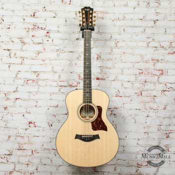 Taylor 316e Baritone 8-String Guitar Natural (USED) x8009