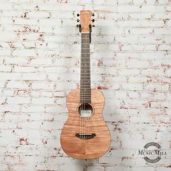 Cordoba Mini II Flamed Mahogany Acoustic Guitar Natural x5179