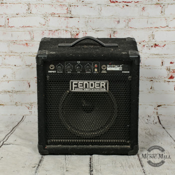 Fender Rumble 15 Combo Amp (USED) x5593