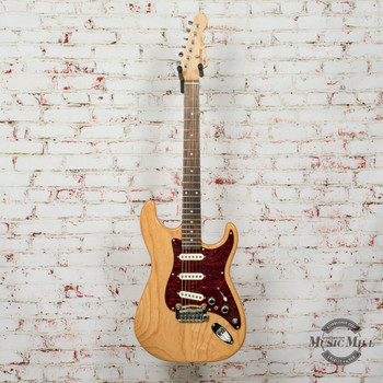 G&L USA Legacy Natural Electric Guitar w/ Tribute Neck x9008 (USED)