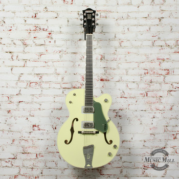Gretsch 6118 Double Anniversary Hollowbody Electric Guitar Smoke Green (USED) x0159