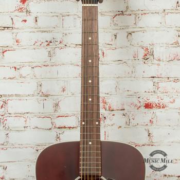 Recording King Series 11 Dreadnought Acoustic/Electric Guitar Tobacco Sunburst Satin x8488