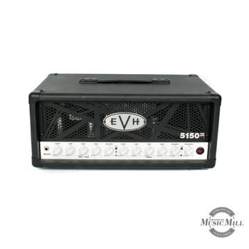 EVH 5150 III 50w Head w/ Footswitch x9835 (USED)