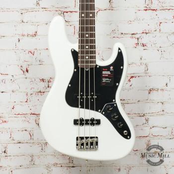 Fender American Performer Jazz Bass Artic White x6909