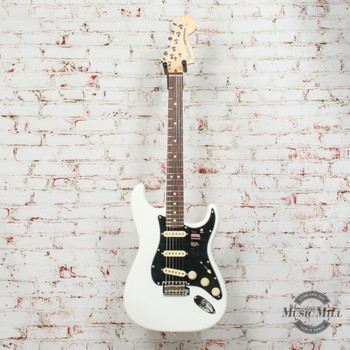 Fender American Performer Stratocaster Electric Guitar Artic White x9092